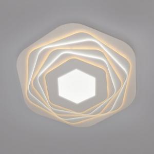 Накладной светильник Eurosvet Salient 90152/6 белый 170W