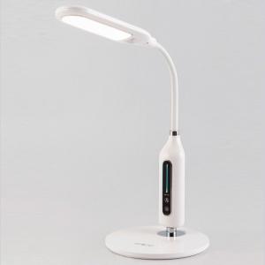 Настольная лампа офисная Eurosvet Soft 80503/1 белый 8W