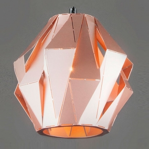 Подвесной светильник Eurosvet Moire Long 50157/1 золото
