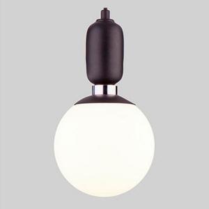 Подвесной светильник Eurosvet Bubble Long 50158/1 черный