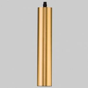 Подвесной светильник Eurosvet Single 50161/1 LED золото