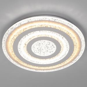 Накладной светильник Eurosvet Puff 90161/1 белый 170W
