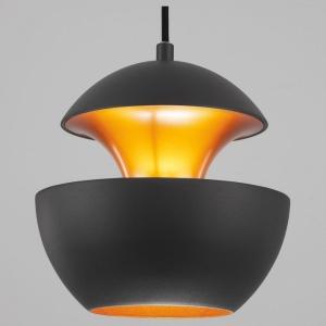 Подвесной светильник Eurosvet Ultra 50170/1 черный