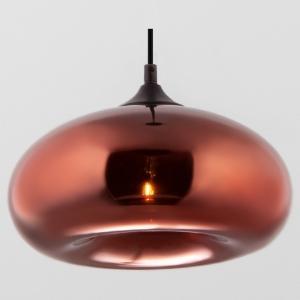 Подвесной светильник Eurosvet York 50166/1 медь
