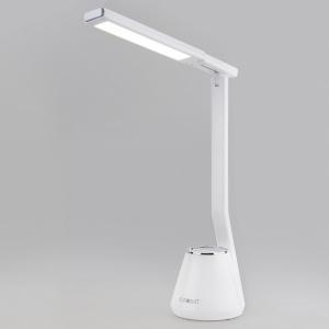 Настольная лампа офисная Eurosvet Office 80421/1 белый 8W