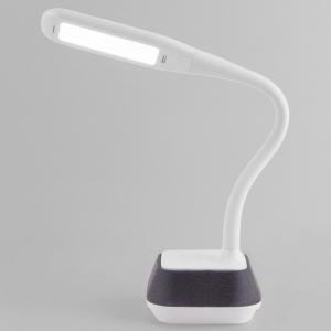 Настольная лампа офисная Eurosvet Voice 80417/1 белый