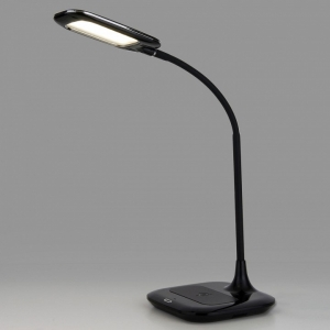Настольная лампа офисная Eurosvet Effi 80419/1 черный
