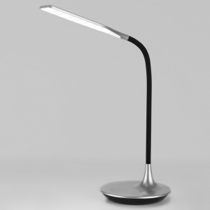 Настольная лампа офисная Eurosvet Urban 80422/1 серебристый 5W