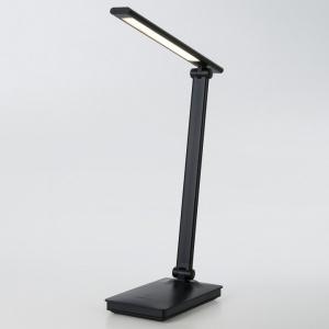 Настольная лампа офисная Eurosvet Brooklyn 80423/1 черный 5W