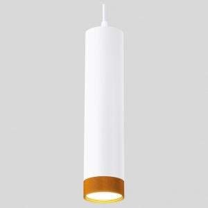Подвесной светильник Eurosvet Tony 50164/1 LED белый/золото