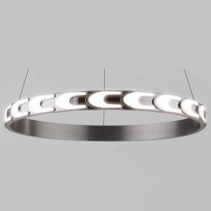 Подвесной светильник Eurosvet Chain 90164/1 сатин-никель 40W