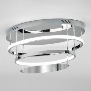 Накладной светильник Eurosvet Chic 90160/2 хром