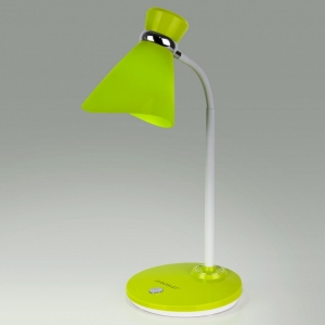Настольная лампа офисная Eurosvet School 01077/1 зеленый