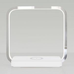 Настольная лампа офисная Eurosvet Frame 80502/1 хром