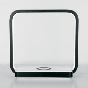 Настольная лампа офисная Eurosvet Frame 80502/1 черный