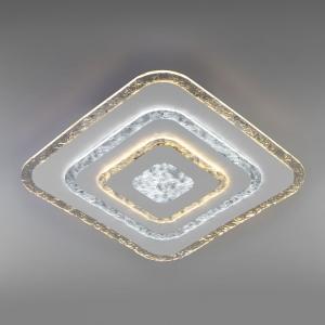 Накладной светильник Eurosvet Freeze 90211/1 белый