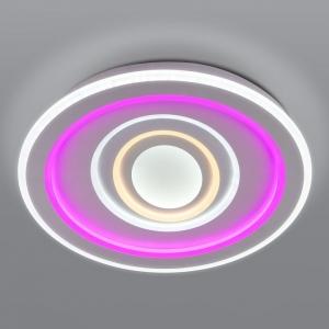 Накладной светильник Eurosvet Coloris 90214/1 белый