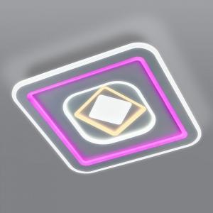 Накладной светильник Eurosvet Coloris 90215/1 белый