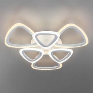 Накладной светильник Eurosvet Areo 90216/6 белый