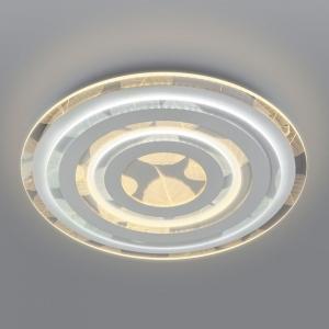 Накладной светильник Eurosvet Floris 90220/1 белый