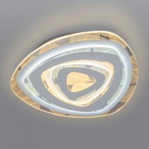 Накладной светильник Eurosvet Floris 90221/1 белый
