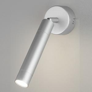 Спот Eurosvet Strong 20084/1 LED серебро