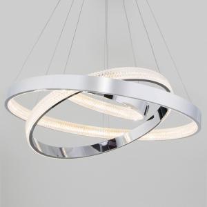 Подвесной светильник Eurosvet Posh 90276/3 хром Smart