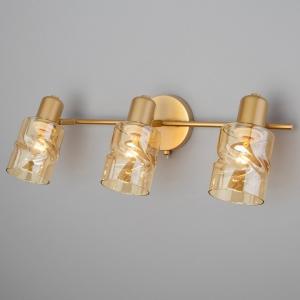 Бра Eurosvet Ansa 20120/3 перламутровое золото