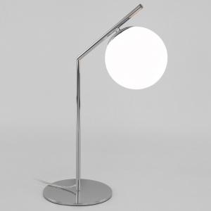 Настольная лампа декоративная Eurosvet Frost 01082/1 хром