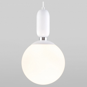 Подвесной светильник Eurosvet Bubble 50197/1 белый