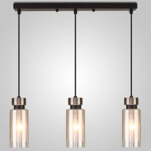 Подвесной светильник Eurosvet Amado 50115/3 черный