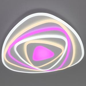Накладной светильник Eurosvet Coloris 90225/1 белый