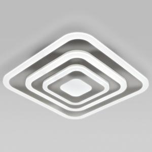 Накладной светильник Eurosvet Siluet 90118/1 хром