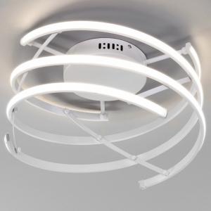 Накладной светильник Eurosvet Breeze 90229/3 белый