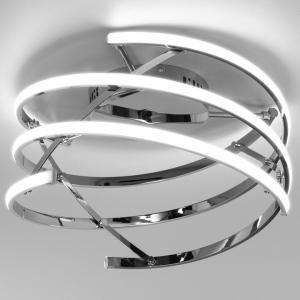Накладной светильник Eurosvet Breeze 90229/3 хром