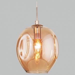 Подвесной светильник Eurosvet Mill 50195/1 золото