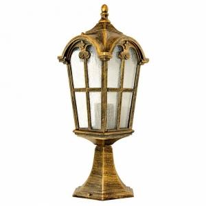 Наземный низкий светильник Feron Замок 11297