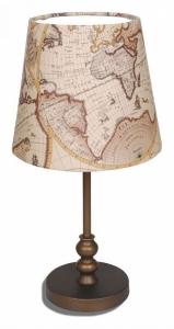 Настольная лампа декоративная Favourite Mappa 1122-1T