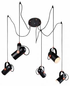 Подвесной светильник Favourite Ampolla 2007-5P