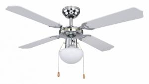 Светильник с вентилятором Globo Champion 0309CSW