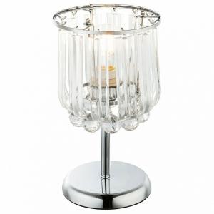 Настольная лампа декоративная Globo Minnesota 15303T