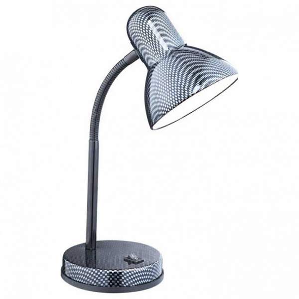 Настольная лампа офисная Globo Carbon 24893