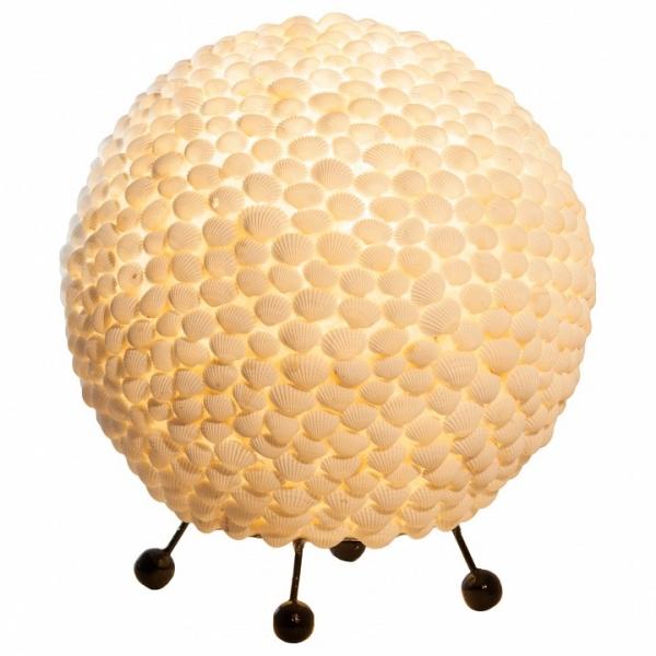 Настольная лампа декоративная Globo Bali 25833