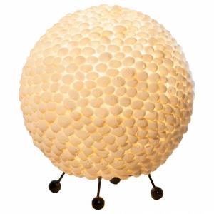 Настольная лампа декоративная Globo Bali 25834