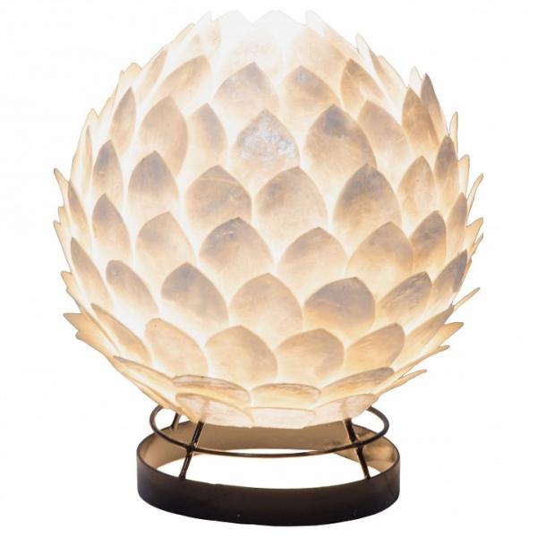 Настольная лампа декоративная Globo Bali I 25854T