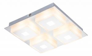 Накладной светильник Globo Quadralla 41111-4