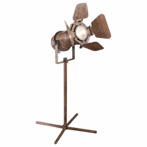 Настольная лампа декоративная Globo Egon 54650-1T
