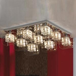 Накладной светильник Lussole TOPGRADE Sorso GRLSC-8007-09
