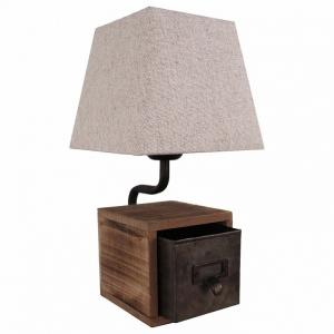 Настольная лампа декоративная Lussole Kenai GRLSP-0512