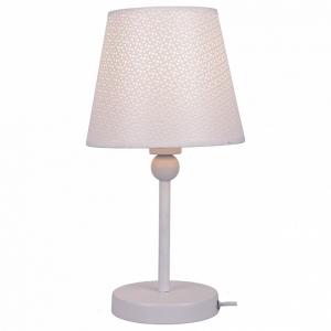 Настольная лампа декоративная Lussole Hartford GRLSP-0541